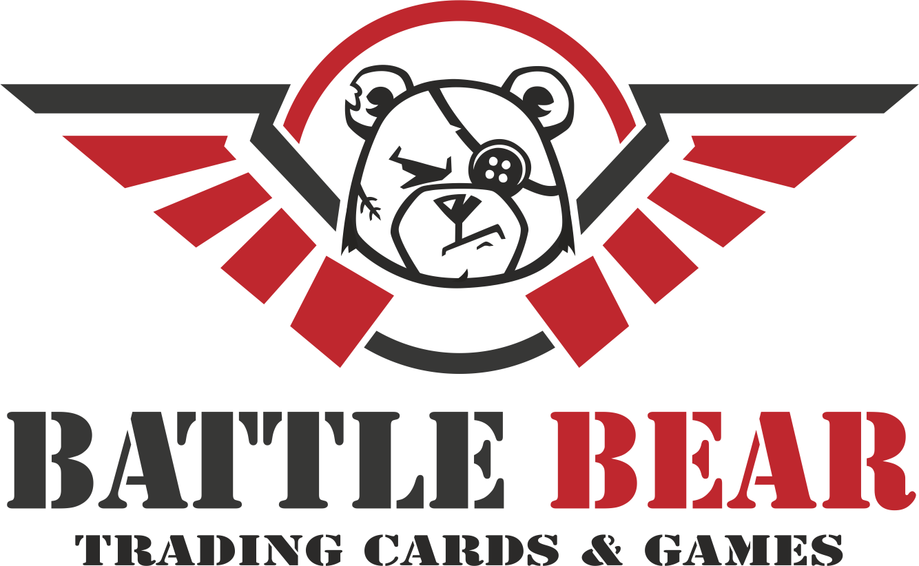 Battle Bear Trading Cards & Games